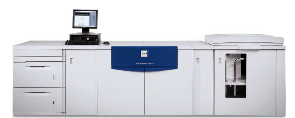 Printer Montreal: Docucolor 5000, digital printing press and photocopies