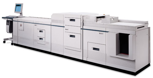 Docutech 6180 for digital printing and photocopies in Montreal