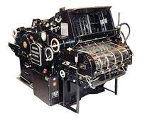 imprimerie Montreal, cylindre à découper impression numérique et photocopie B