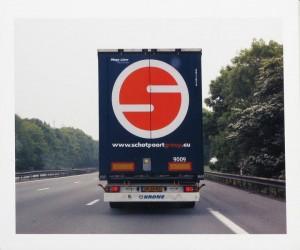 Alphabet sur les routes