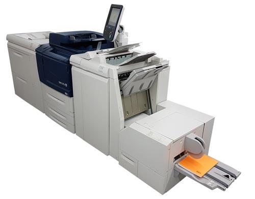 Xerox-D136 pour reliure Squarefold